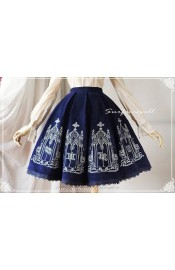 Surface Spell Pantheon of Elements Skirt(In Stock)