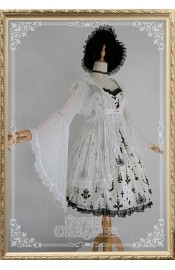 Sweet Dreamer Witch House Overdress(Reservation)