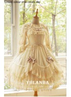 Yolanda Swan Song JSK(Limited Reservation/Deposit)